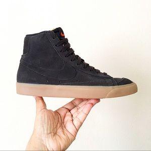 Nike Blazer Mid '77 Suede Velvet Gum Med Brown